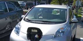 The Nissan LEAF: an EV, and a Real Car