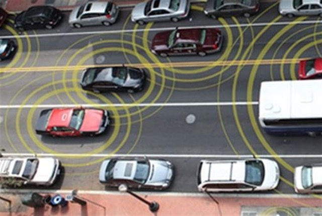 Within three model years, automakers such as Ford pledge that 90% of new models will be connected. (Photo via Safercar.gov)