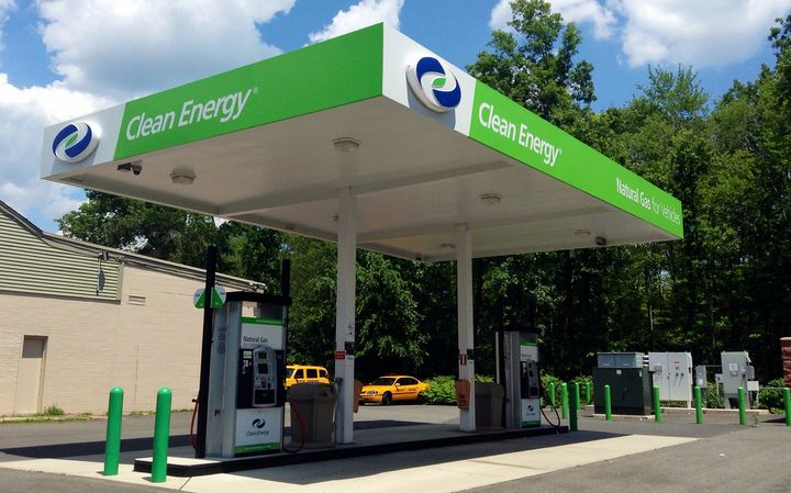 The Carl Moyer Program was expanded this year to include infrastructure projects such as fueling and charging stations.SoCalGas also assisted customers with additional applications for the funding of five new compressed natural gas (CNG) fueling stations. - Photo viaMike Mozart/Flickr.