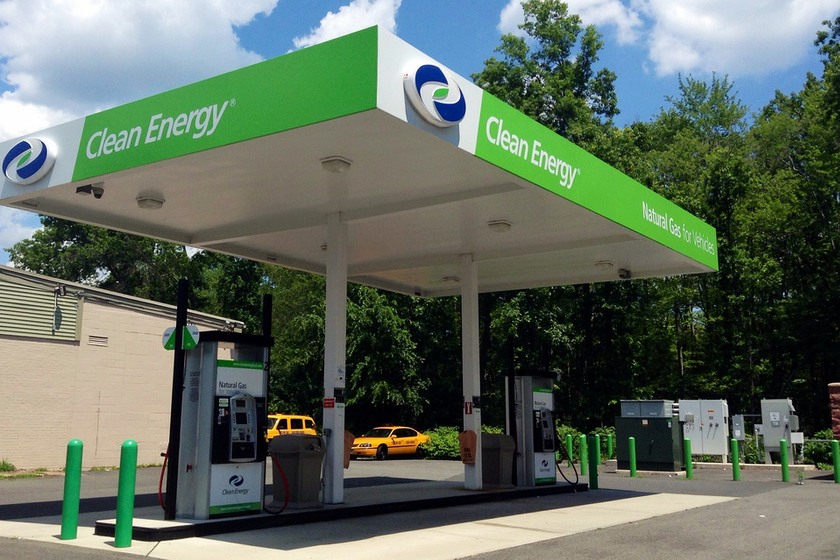 The Carl Moyer Program was expanded this year to include infrastructure projects such as fueling...