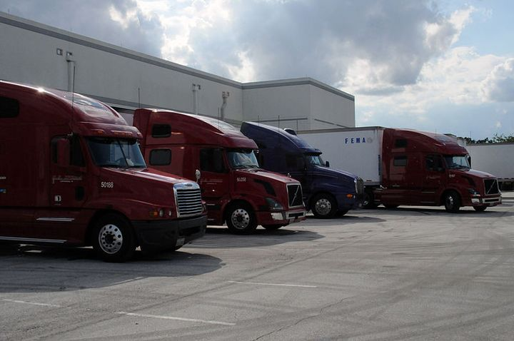 Commercial drivers delivering supplies needed for the COVID-19 get relief from hours-of-service rules under the emergency declaration.