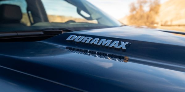 The Chevrolet Silverado's 3.0L Duramax inline-six turbodiesel will be available for Chevrolet...