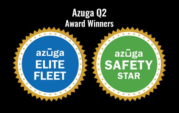 Azuga Names Top Drivers in Q2 Performance Scorecard