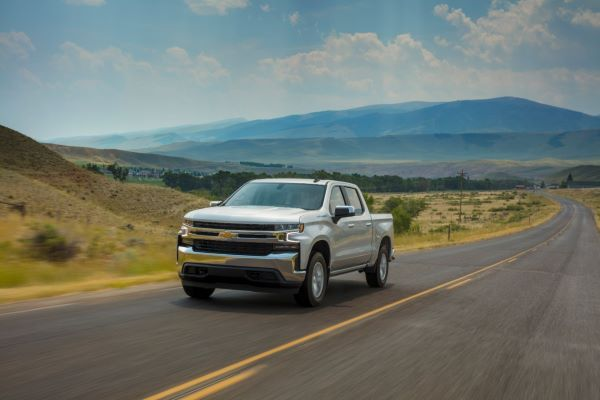 The Chevrolet Silverado 1500 took home its sixth overall win for Full-Size 1/2-Ton Pickup. - Photo courtesy of GM.