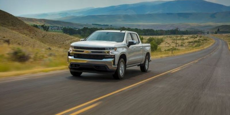 The Chevrolet Silverado 1500 took home its sixth overall win for Full-Size 1/2-Ton Pickup.