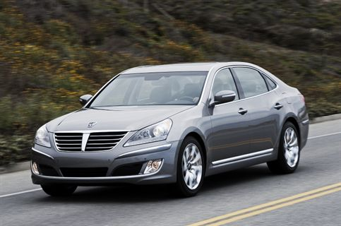 Hyundai Announces Pricing for the All-New Equus - Operations