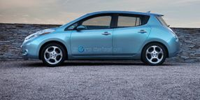 Nissan Begins 2011 LEAF Specification Phase