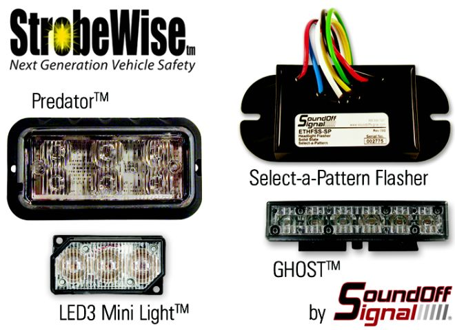 New Product Warns of Slowing Ahead Before Brake Lights