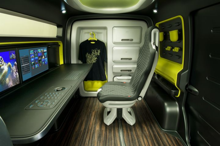 Nissan Preps Commercial Vehicle Segment