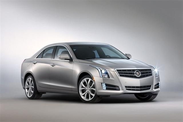 2013-MY Cadillac ATS
