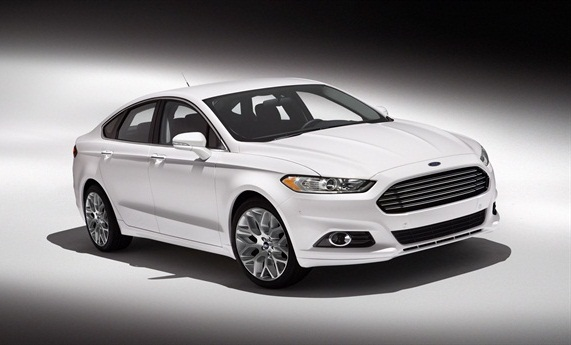 The 2013-MY Ford Fusion.