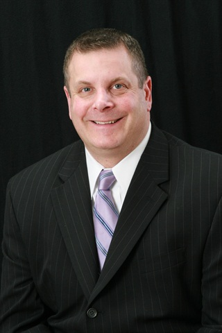 Robert Dresner, Mercedes-Benz's National Account Manager for the Northeast region.