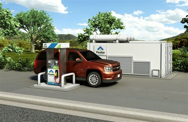 With this solution, business owners can work with a single provider to acquire, finance and maintain their CNG In A Box system, according to a release from the companies.