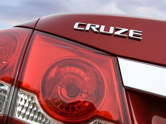 The Chevrolet Cruze.