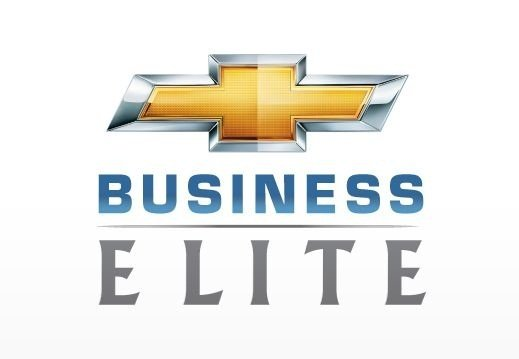 The new GM Business Elite logo.