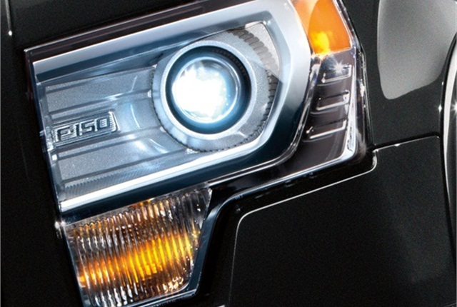 Ford and OSRAM collaborated during the pre-production phase and tested for standards to ensure the headlights still perform well during times of high vibration like one would experience while off-roading.