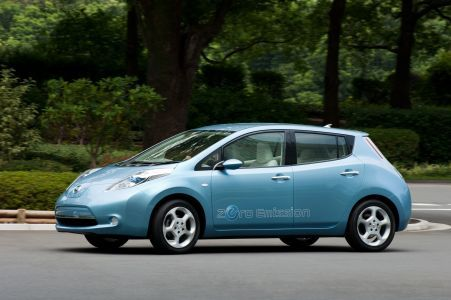 Nissan Announces Purchase and Lease Prices for All-Electric