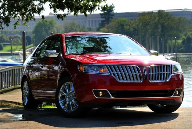 The Lincoln MKZ Hybrid has lower ownership costs compared to its all-gasoline counterpart.