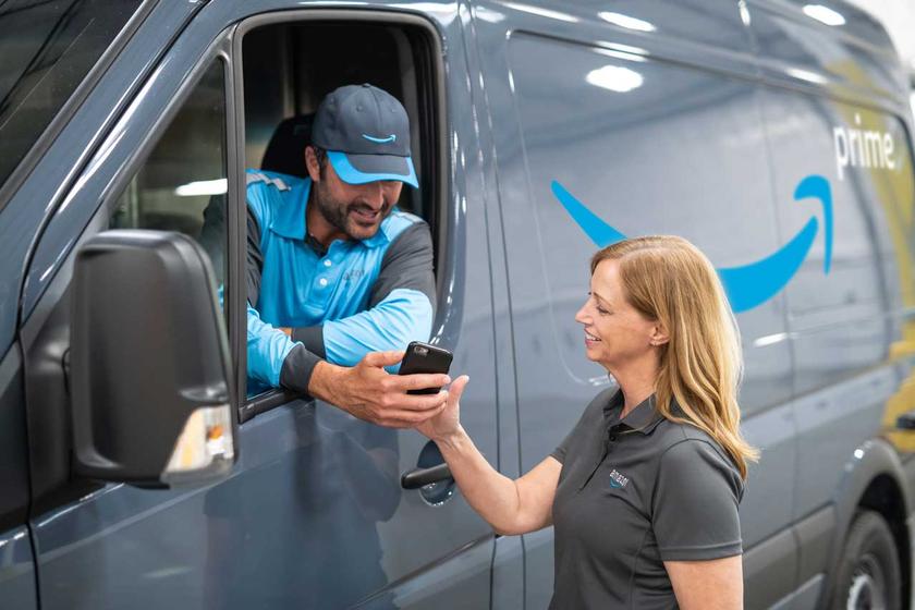 Amazon Begins Building Its Last-Mile Delivery Fleet