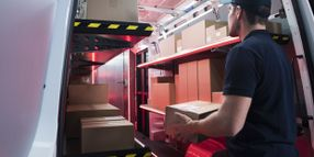 Mercedes to Reveal Last-Mile Logistics Technology at Fleet Forward Conference