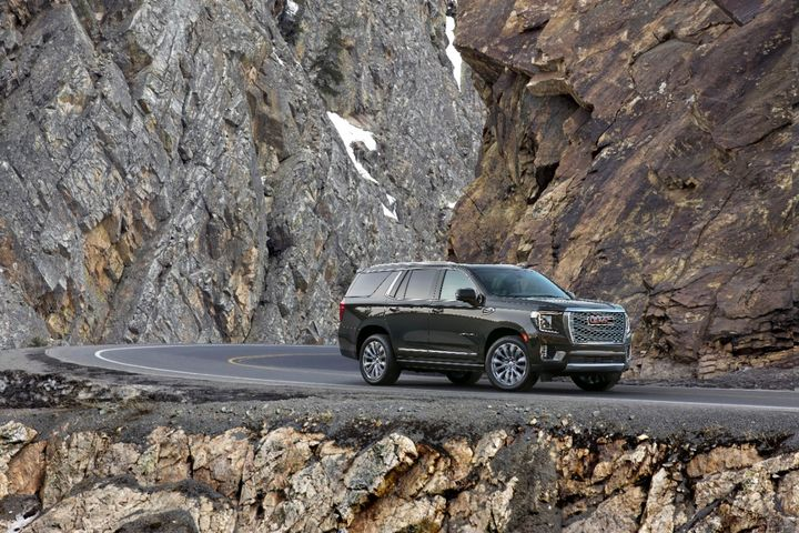 General Motors' Chevrolet and GMC divisions recently announced the 2021 Chevrolet Suburban and Chevrolet Tahoe and GMC Yukon and Yukon XL. - Photo via GM.