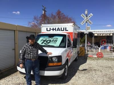 Photo via U-Haul.  - Town and Country Storage owner Cecil Hammonds recently joined the U-Haul dealer network to meet the essential needs of Los Angeles County.
