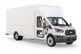Utilimaster Accepting Orders for Velocity F2 Walk-In Van