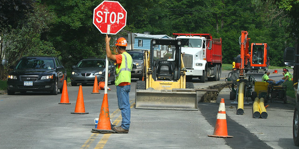 Association officials are launching the nationwide outreach campaign to try to improve highway...