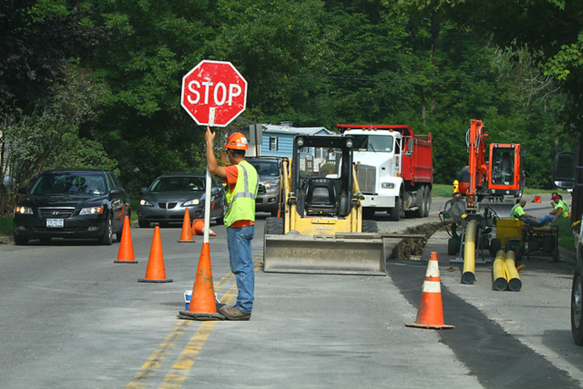General Contractors Create Highway Work Zone Safety Campaign