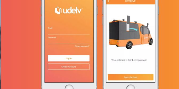 The agreement will see Udelv supply supermarkets like Uptown Grocery, Buy For Less, Buy For Less...