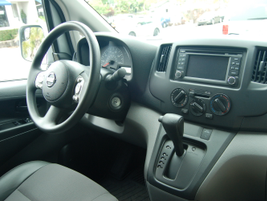 2013 Nissan NV200 Preview