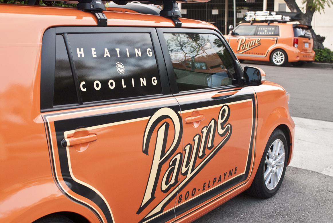 HVAC Company Downsizes to Scion xB