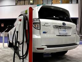Electric Vehicle Symposium - 26th Annual
