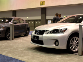 Lexus CT Sport