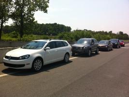 2012 VW Fleet Preview