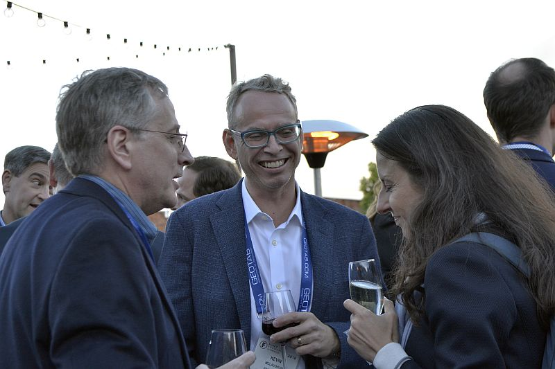 Kevin McLaughin of PSA's free2move talks to James Neir of Dollar Rent A Car and Ashley Cashion...