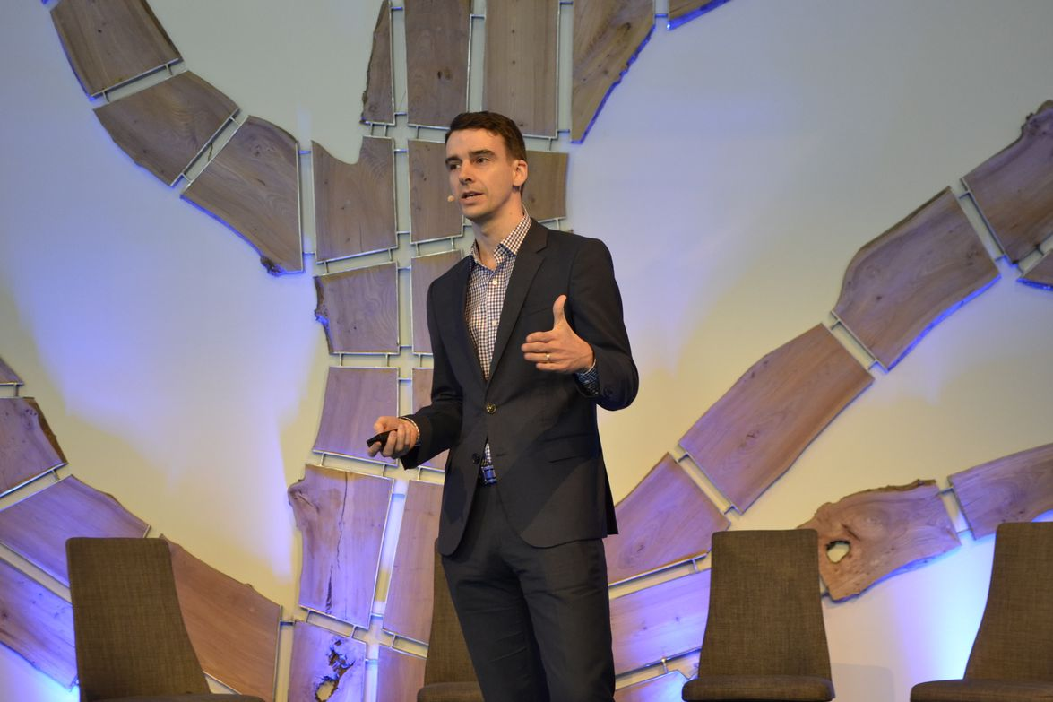 Alex Thibault of Vulog explains new business models allowing corporations to share vehicles and...