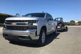 2019 Chevrolet Silverado 1500 Towing Capability