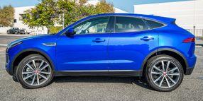 Jaguar's 2018 E-Pace