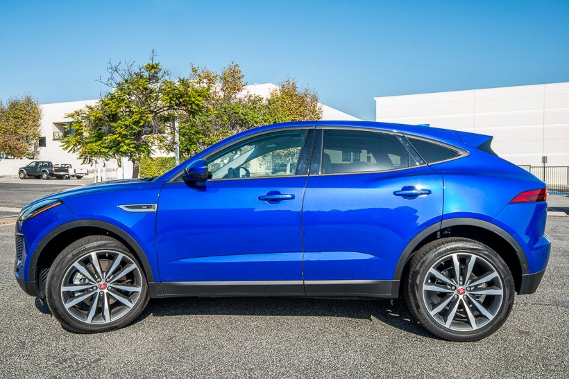 The 2018 Jaguar E-Pace is a five-seat subcompact SUV that follows the compact F-Pace SUV to...