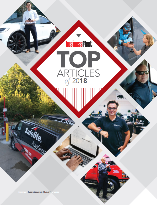 Business Fleet - Top Articles of 2018