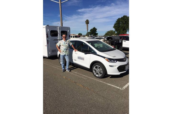 Mark Stevens, fleet manager for the City of Sacramento, Calif., says since EVs don't have engines and conventional transmissions, they require fewer moving parts, and save fleet operations money by only needing routine parts such as tires and wiper blades during the first five years under the warranty. - Photo: Mark Stevens