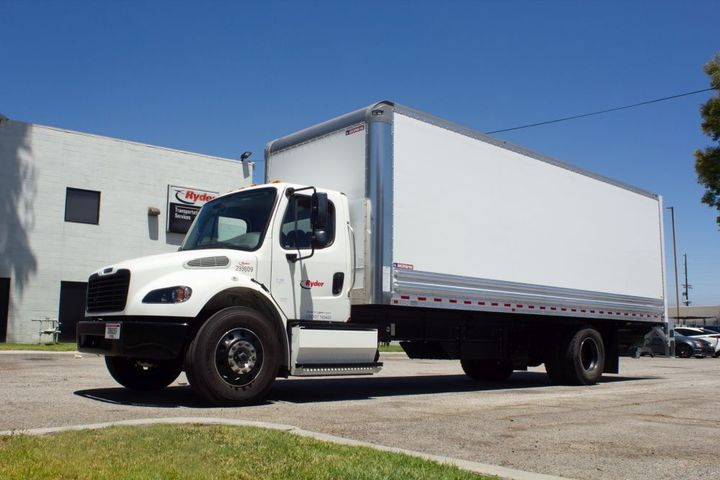 A traditional truck lease typically starts with a vehicle fit analysis. When leasing an electric unit, you have to take a few steps back look at yoru facility and power. - Photo: Ryder Fleet Management Solutions