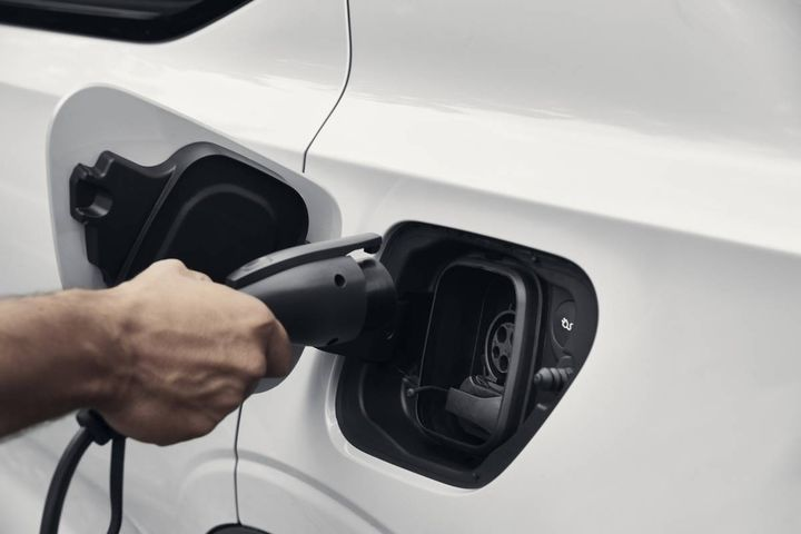 The Polestar 2 has a combined range of about 233 miles (U.S. EPA). -