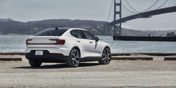 The Polestar 2 is rolling out this year as a practical, sophisticated electric vehicle that...