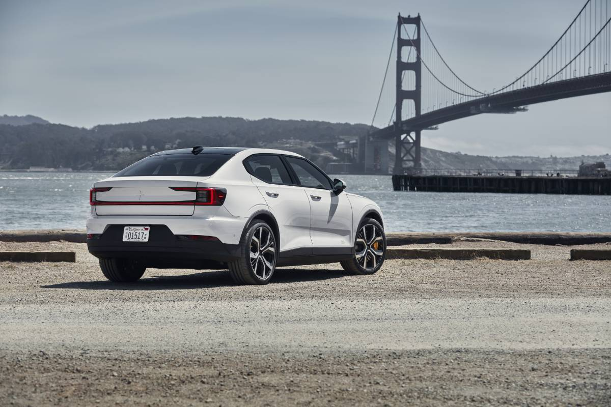 Polestar Rolls Out Electric Performance Vehicle For Fleet Industry