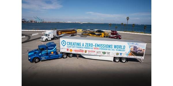 California Sets Example For Helping Fleets Move Toward Electric Vehicles