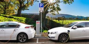 Electric Vehicle Growth Closely Tied to Data