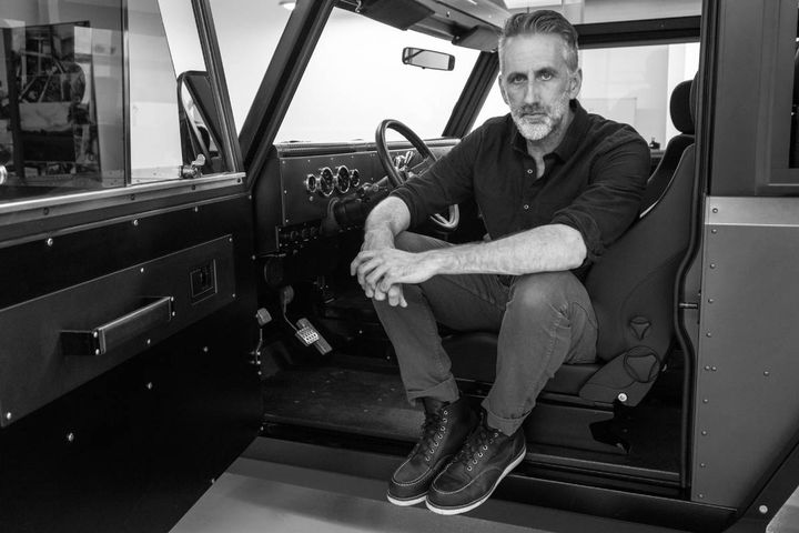 Bollinger Motors founder and CEO Robert Bollinger launched his company in 2015 to pursue a lifelong passion that evolved from him drawing cars as a boy growing up. Six years later, he's ready to tap into a robust EV market full of products and customer demand. - Photo: Bollinger Motors