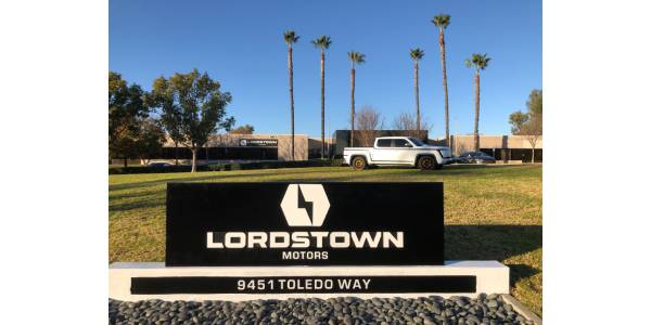 Lordstown Endurance Ready To Redefine Work Fleet Service